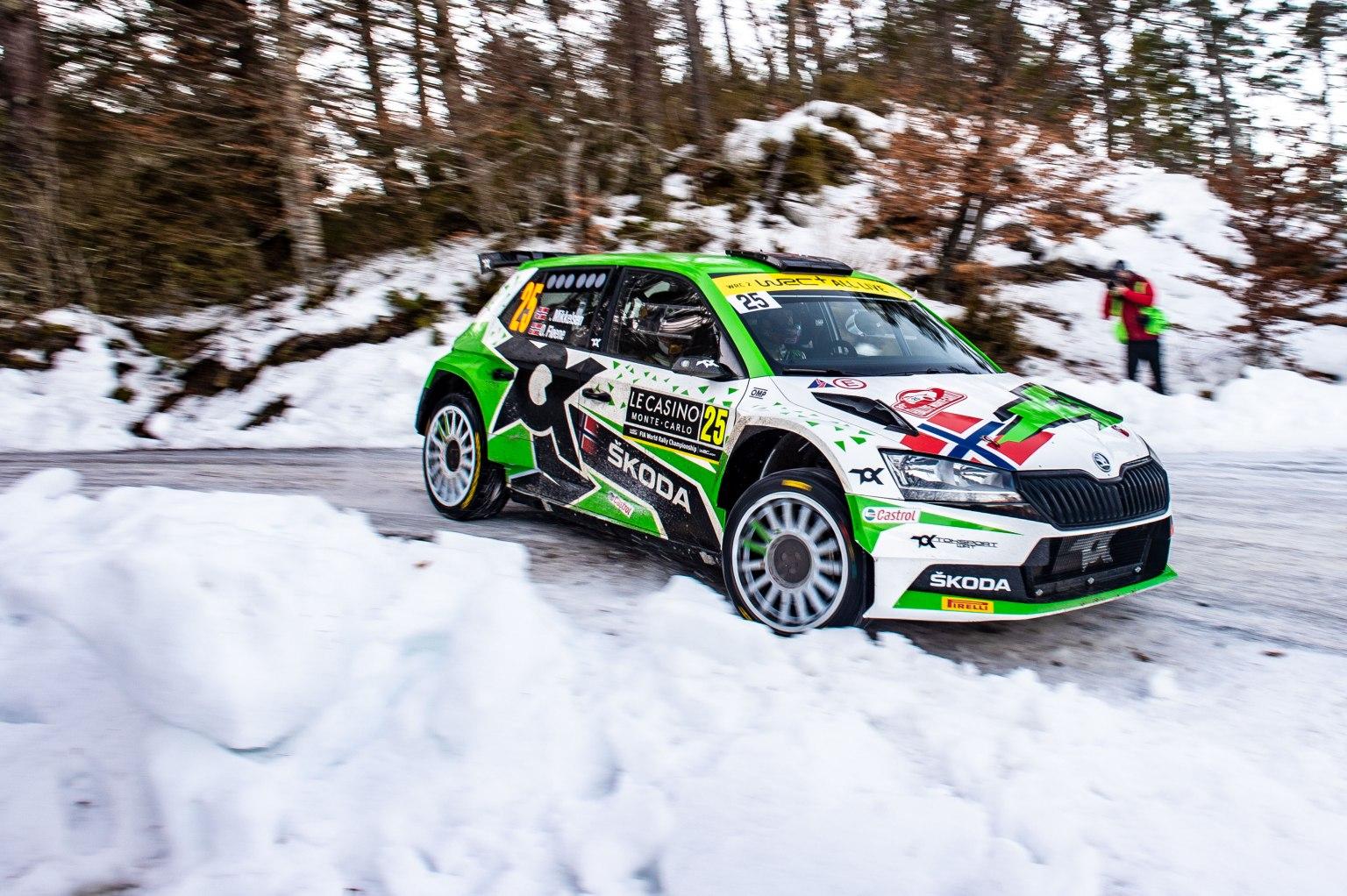WRC2-Andreas_Mikkelsen-SKODA_FABIA_Rally2-evo